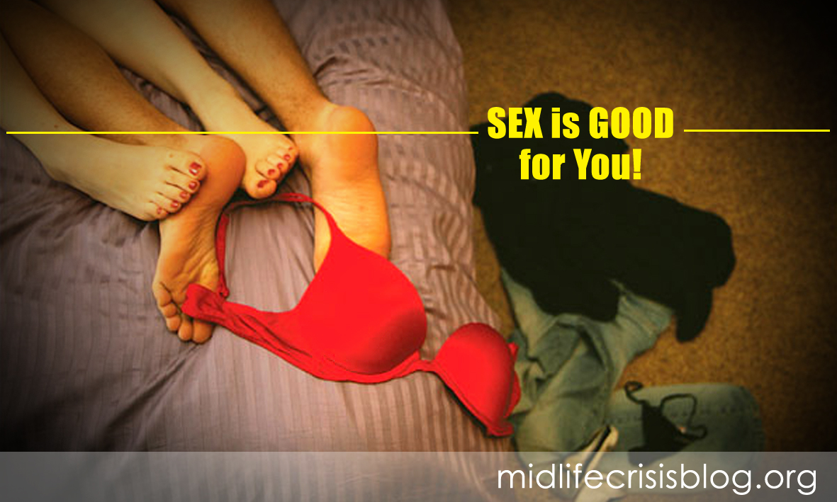 anal sex is good for you