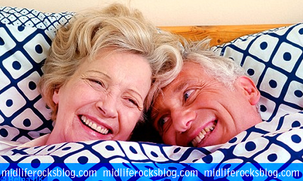 Sex after 60 is not a myth, and the same can be said for sex after 70.