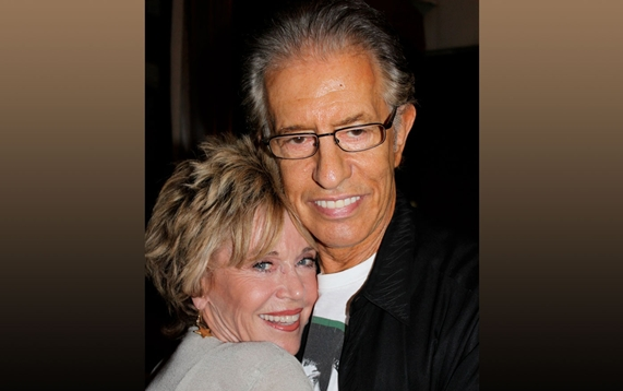 Jane Fonda & Richard Perry