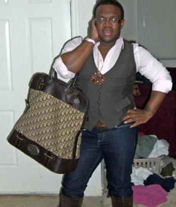 Should a Man go into a Woman's Handbag? – mid life rocks Blog