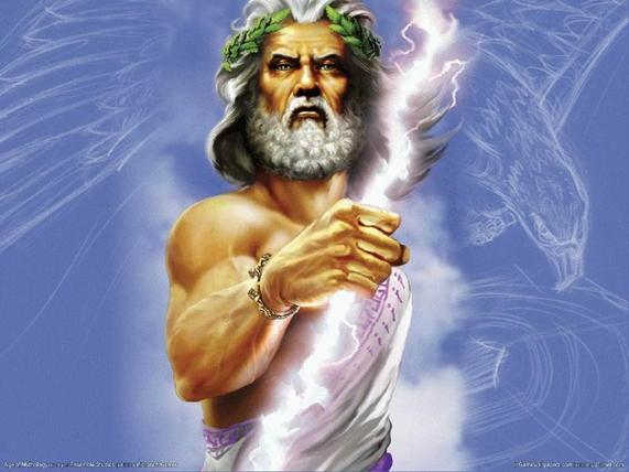 Zeus, Testosterone