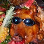 Happy Roast Pig