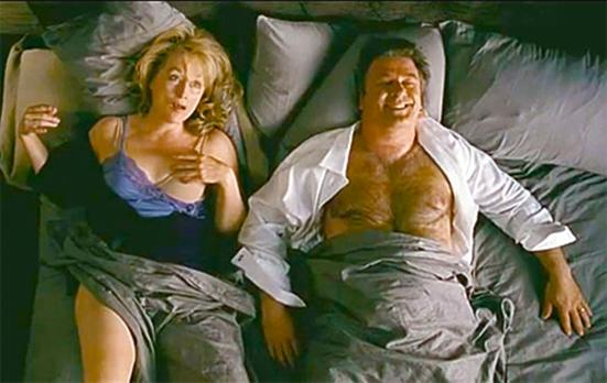 Meryl Streep and Alec Baldwin