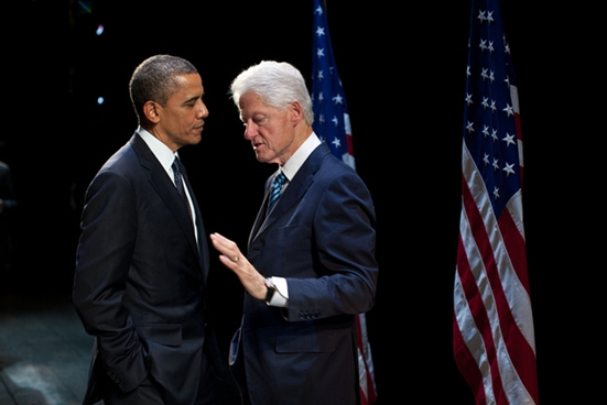 Bill Clinton Advises Barack Obama