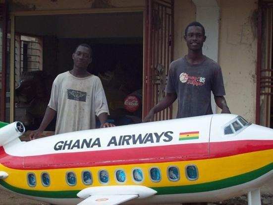 Crazy African Coffins
