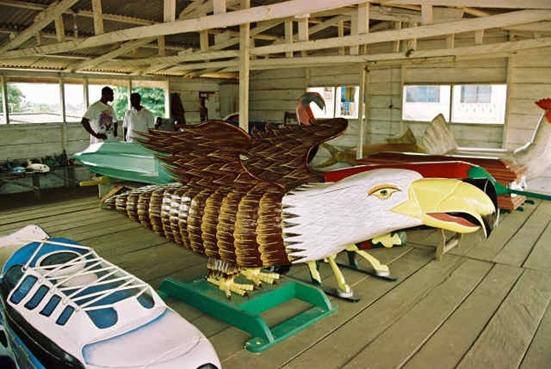 Ghana's Crazy Coffins