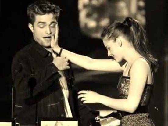 Robert Pattinson Kristin Stewart Unfaithful