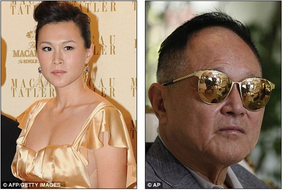 billionaire Cecil Chao, marriage bounty on gay daughter Gigi Chao