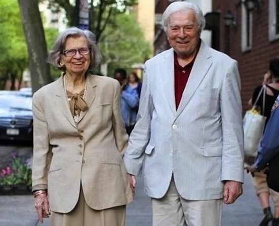 Happy Couple 1 - True Love Looks Like This - Brandon Stanton - Humans of New York