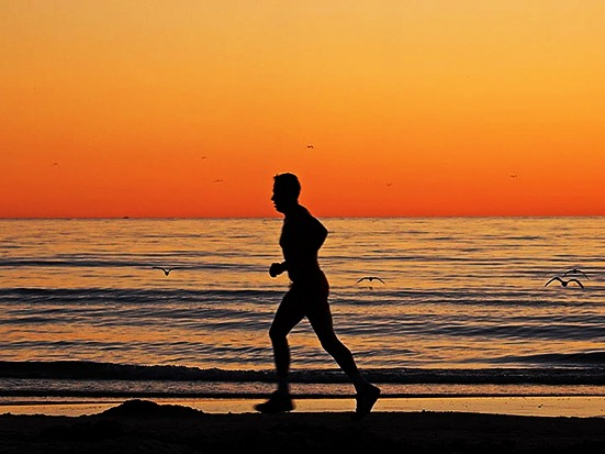 Jogger - Post Exercise Testosterone Surge Boosts Brain