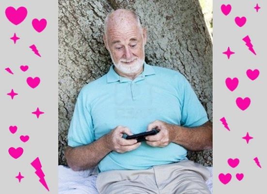 Senior sexting