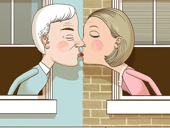 Couples Who Live Apart