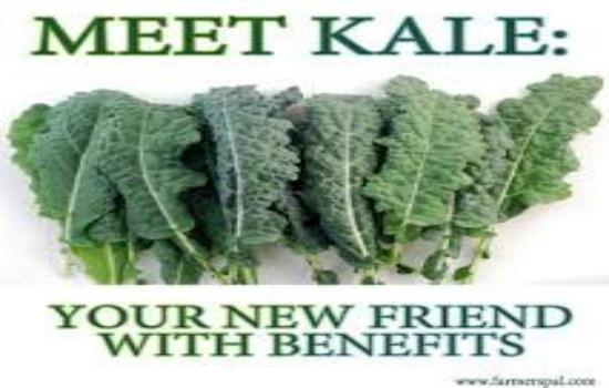 Meet kale