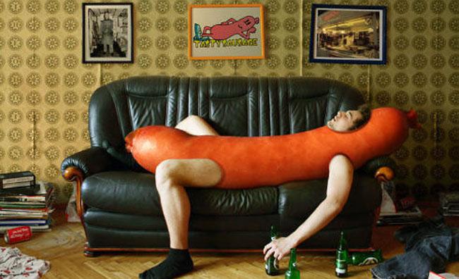 sausage-murder